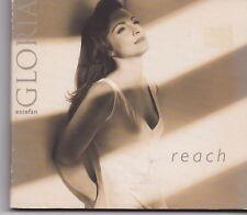 Gloria Estefan-Reach promo cd single digipack