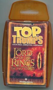Top Trumps - The Lord Of The Rings The Two Towers