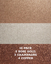 """Glitter Card  Pack Glittery 12"""" Christmas Craft Kit Scrap booking Paper Cards"""