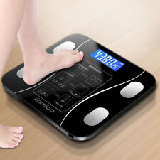 Digital Smart Body Fat Scale BMI Analyzer Health Fitness Calories Weight Scales