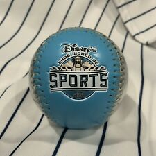 Walt Disney World Wide World Of Sports Souvenir baseball collectible ball Rare