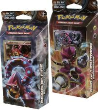 Pokemon TCG Online : Gears of Fire & Ring of Lightning Deck CODES Sent Instantly