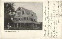 Sayville Long Island NY The Inn c1910 Postcard