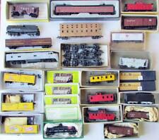 Lot of Assorted HO and HOn3 Model Train Cars Lot 136
