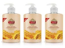 3x Imperial Leather Infusions Hand Wash - Shea Butter & Manuka Honey (3 x 300ml)