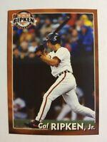 Cal Ripken Jr Baltimore Orioles 2001 Sports Authority Baseball Card Free Ship