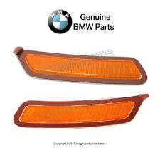 BMW F80 F82 F83 M3 M4 Pair Set of 2 Front Reflector Side Marker Light Genuine