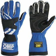 OMP Wins Evo Race Gloves Blue/Black