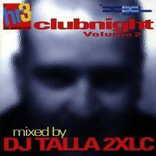 (DJ) Talla 2XLC Hr3 clubnight 2 (mix, 1998) [2 CD]