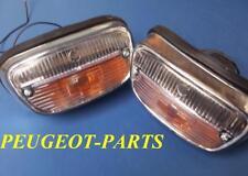 Peugeot 404 Faro de giro completo x2 unidades