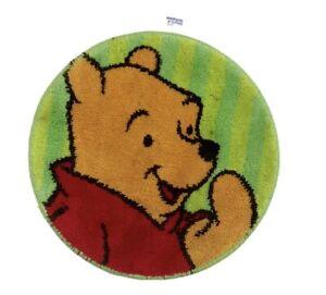 Pooh Bear Round Floor Mat Tokyo Disneyland Disney Enterprises, Inc.