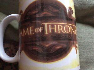 Game Of Thrones Kaffee Porzellan Tasse Becher Pott Neu