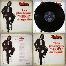 JAIRO - LP – LES PLUS BEAUX NOEL DU MONDE – IB Records / RCA ZL 37208-SACEM 1978
