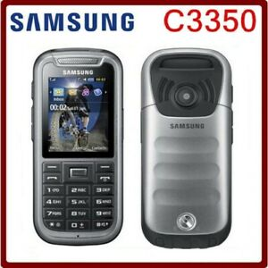 Original Samsung Galaxy Xcover 2 C3350 Unlocked 2.2 in Mobile phone GSM GPS 2MP