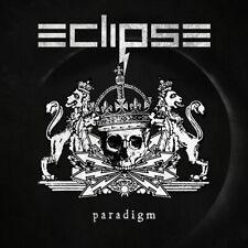 ECLIPSE Paradigm CD (Melodic Hard Rock) reckless love h.e.a.t crazy lixx poodles