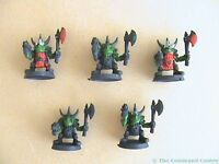 Games Workshop Warhammer 40k 2nd Edition Plastic Marines Orks Units MultiListing