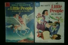 four color comics 908 692 walt scott's the little people dell in land of sky wow