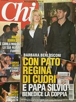 Chi 2011 15.BARBARA BERLUSCONI-PATO,Madalina Ghenea,CLAUDIA GALANTI,Emma Marrone