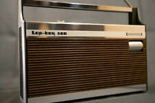Grundig Top-Boy 500 Transistor Short Wave Radio, Portugal, Vintage And SCARCE!
