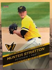 2018 West Virginia Power Hunter Stratton RC Rookie Pittsburgh Pirates
