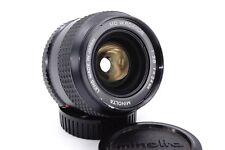 Minolta MD W.Rokkor 24mm 1:2.8 Weitwinkel wide Objektiv lens SRT X-700 XD