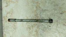 95 Kawasaki VN1500 A VN 1500 Vulcan front axle shaft bolt