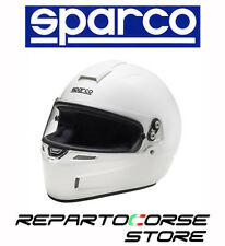 CASCO KART SPARCO MODELLO SKY KF-5W BIANCO - TAGLIA L  - 003355