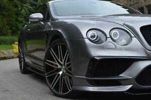 Bentley Continental GT/GTC 2004-2011 Super Sport Style Body Kit