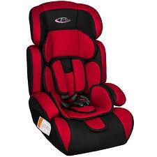TecTake 400572 Childrens Car Seat Group I / II / III Weight 9 to 36 Kg / Age 1 /