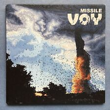Missile Voy - Running Out / Storm Before The Calm - EP - Card Sleeve - Promo CD