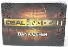 Cardinal Deal or No Deal replacement round Bank Offer cards New Sealed