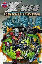 MARVEL EXKLUSIV HC #63 X-MEN: TÖDLICHES ERWACHEN lim.Hardcover ED BRUBAKER