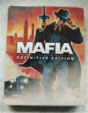Mafia Definitive Edition - Steelbook - sehr selten - NEW - Custom - NO GAME
