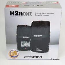 ZOOM handy recorder H2n Linear PCM Digital Audio Portable JAPAN