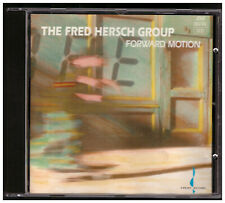 Audiophile Chesky CD The Fred Hersh Group - Forward Motion