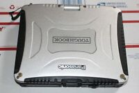 Panasonic Toughbook CF-19 MK4 i5 8GB ,256SSD. WIN10 P64/BACKLIT KEYB/DIGITIZITER