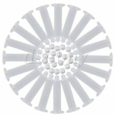 20PCS Transparent 10CC USA Type Glue Dispenser Industrial Syringe Barrel
