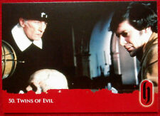 HAMMER HORROR - Series Two - TWINS OF EVIL (a.k.a. TWINS OF DRACULA) - Card #50