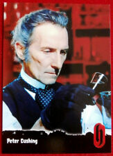 HAMMER HORROR - Series One - Card #17 - PETER CUSHING