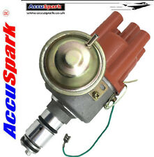 SVDA Accuspark Points Distributor for VW Camper,Bus,Beetle,Van,T2 + Red Rotor