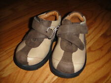 Umi Boys Brown Leather Shoes 20 Us 5