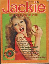 Jackie Magazine 18 June 1977 No.702   Dead End Kids   Steve Harley  Jenny Hanley
