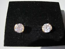 "Judith Williams 925 Silber gelbvergoldet Ohrstecker ""Touch of Diamonds""💕"