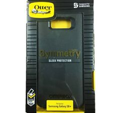 OtterBox Symmetry Series Case Cover for Samsung Galaxy S8+ S8 Plus Black NEW