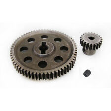 11184 & 11181 Differential Metal Steel Gear 64T & 21T for RC HSP 1/10 Car Truck