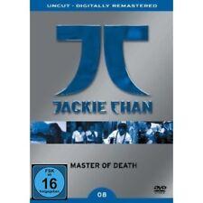 DVD MASTER OF DEATH - COLLECTORS EDITION - JACKIE CHAN - MARTIAL-ARTS ** NEU **