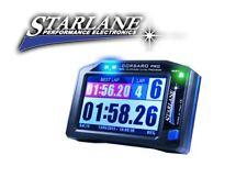 STARLANE CRONOMETRO GO KART MOTO SCOOTER CORSARO PRO TOUCH SCREEN  LAP TIMER