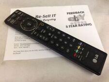Mandos a distancia LG para TV y Home Audio