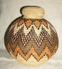 African Zulu Isichumo Basket new Fair Trade Africa beer lid bazu126