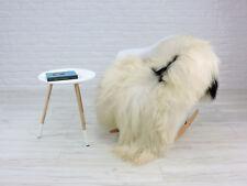 REAL / ICELANDIC / SHEEPSKIN / RUG / SOFA FLOOR CHAIR COVER / HIDE / SKIN G628
